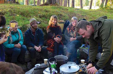 Foraging Event