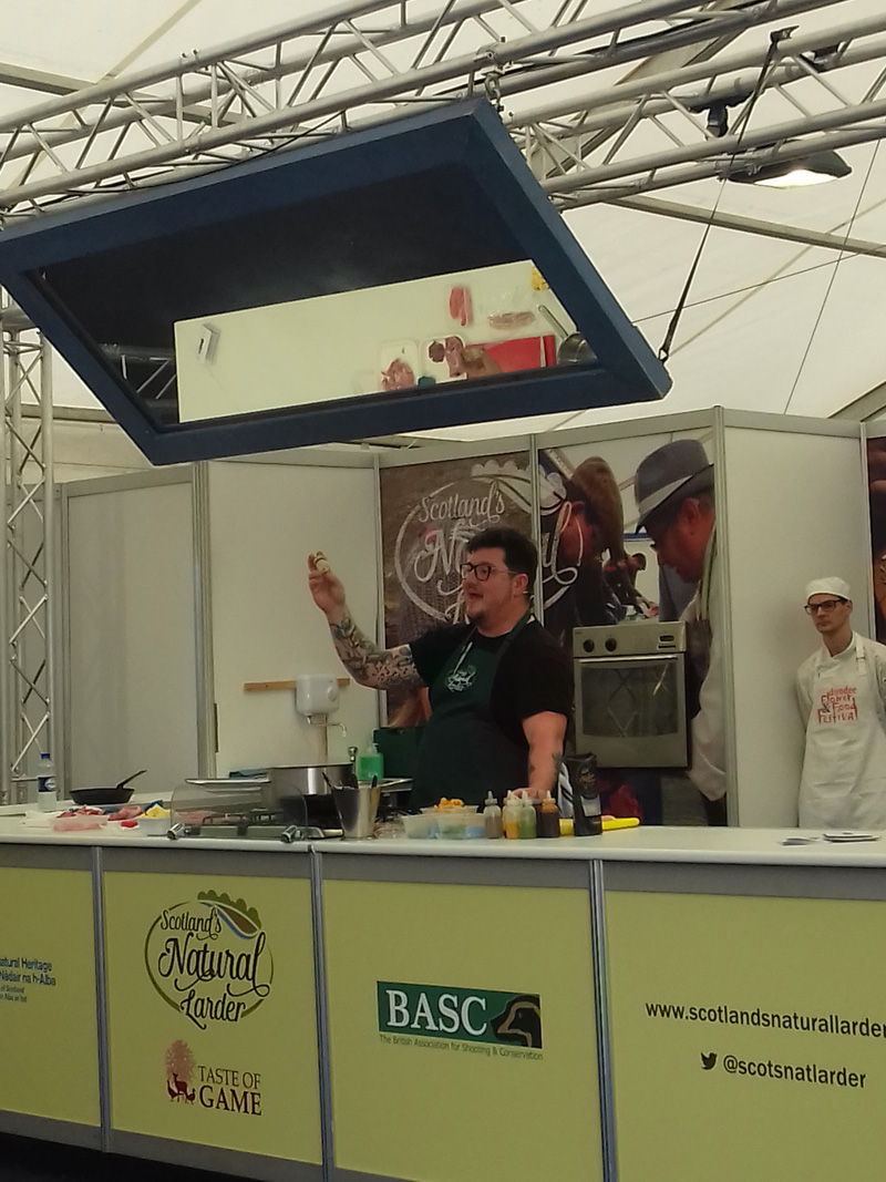 Dundee Food and Flower Festival 2018