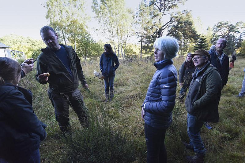 Greta Huuva - Sámi food ambassador from the far north of Sweden.
